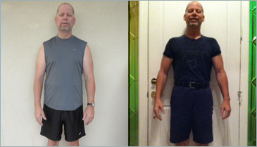 Jeffery Pettit: From Flab to Fit