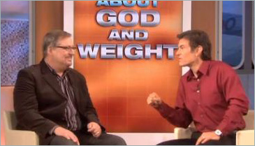 Pastor Rick Explains The Daniel Plan on The Dr. Oz Show!