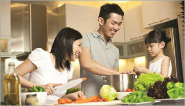 When It Comes to Healthful Foods, Use Your Head
