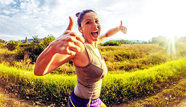 6 Reasons Why Exercise Makes You Happy